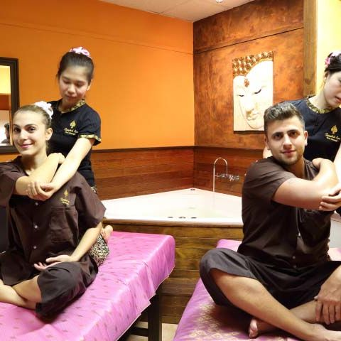 Relaxing Thai Massage by Bangkok Spa Thai Massage Sydney