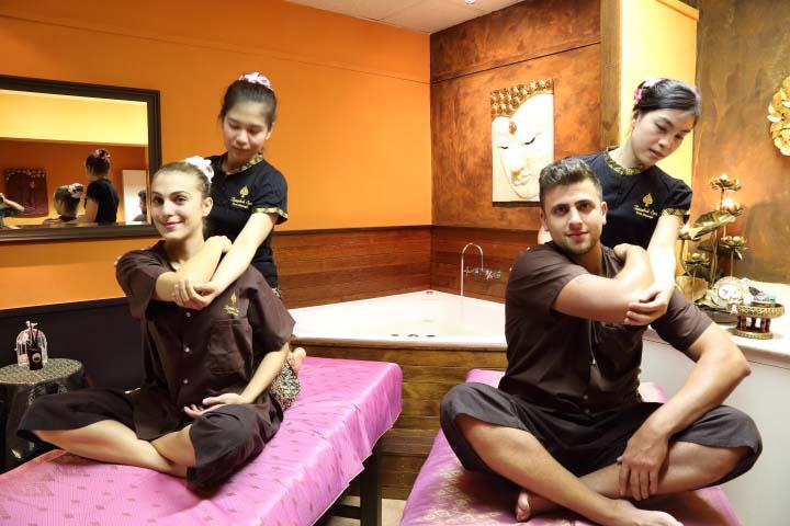 Massage bangkok thai Bangkok Thai
